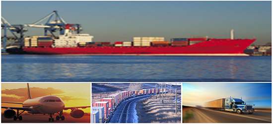 Freight Forwarding Northern Ireland Image